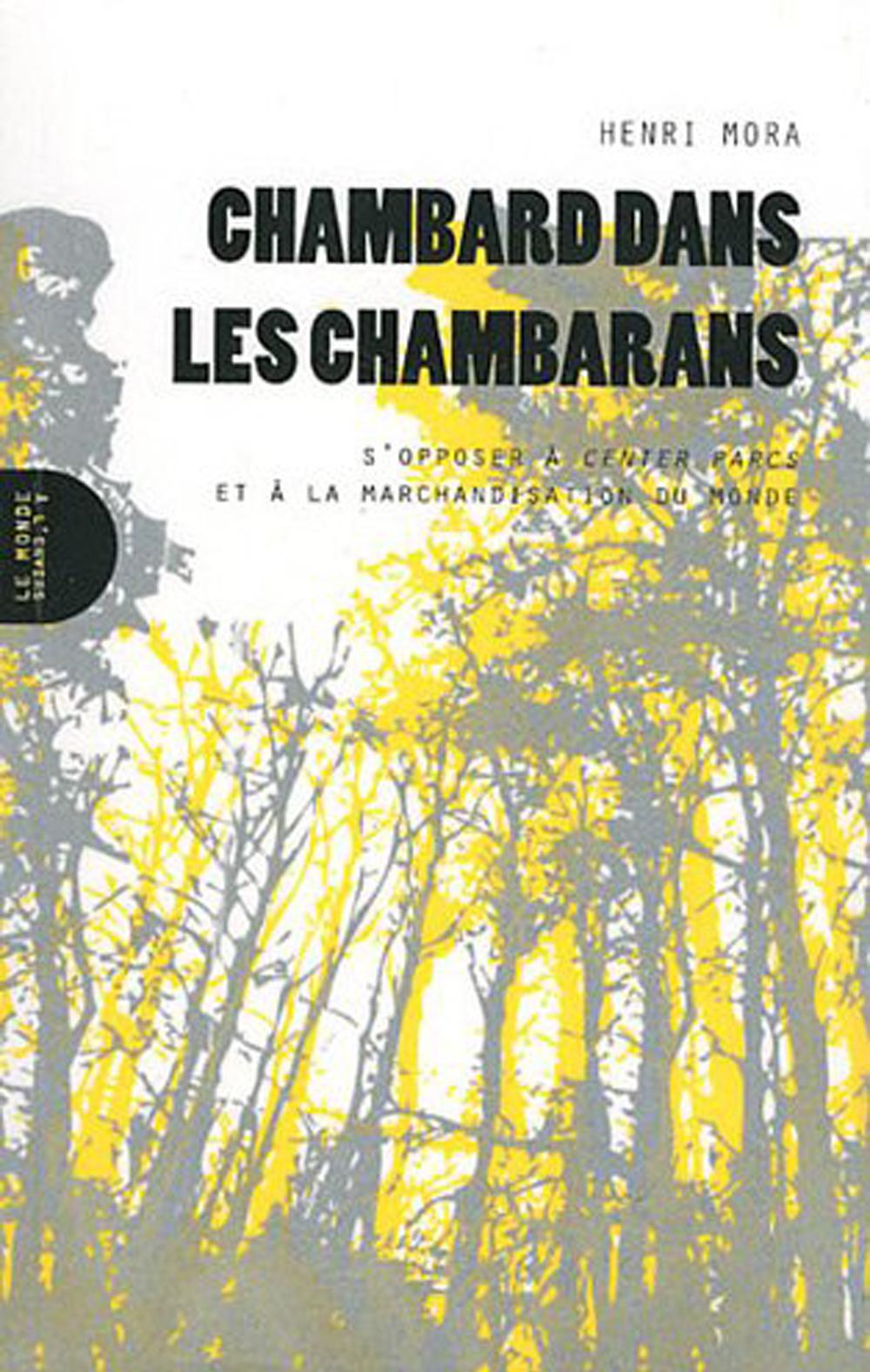 chambard dans les chambarans