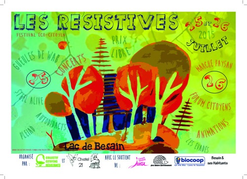résistives2015