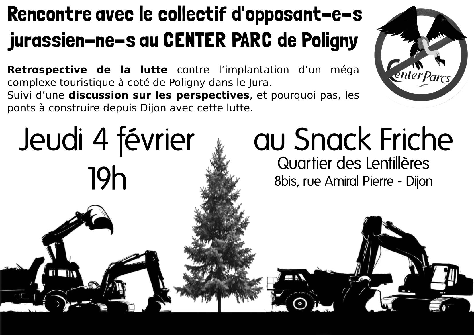 Snack Friche 04 Février